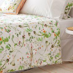 Wild Flower-Print Bedding   ZARA HOME United States of America