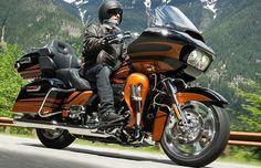 Harley-Davidson CVO Road Glide Ultra 2015