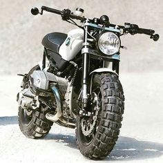 Nothing sweeter than an R series scrambler