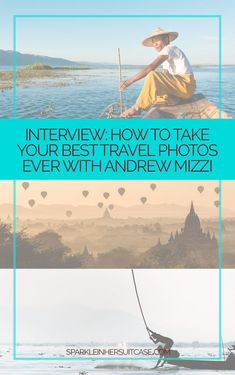 Get your best travel photos ever with tips from Andrew Mizzi of andrewmizziphotography.com.