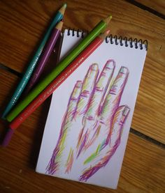 more hands by Laura Klamburg