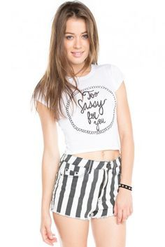 b1bb6584005c5 too sassy for you shirt - Google Search Tumblr Outfits