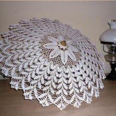 háčkovaný slunečník