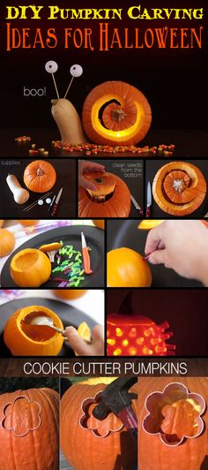 49 Easy, Cool and Scary DIY Pumpkin Carving Ideas for Halloween 2015 (Cool Easy Carvings) Halloween 2015, Halloween Stuff, Holidays Halloween, Halloween Pumpkins, Halloween Party, Best Pumpkin, Diy Pumpkin, Pumpkin Ideas, Amazing Pumpkin Carving
