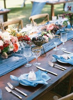 Ombre Wedding Decor Done the Right Way - Inspired by This