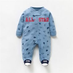 631a229dd53f 2018 Newborn baby clothes infants baby pajamas overalls jumpsuits bebes  climb clothingdresskily