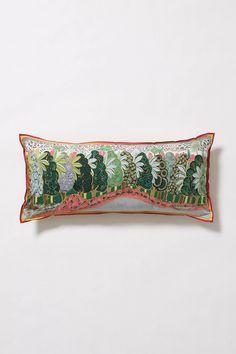 treeline pillow.