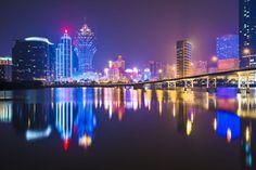 Macau, China   Mint Mocha Musings