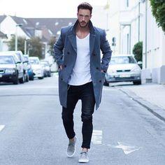 Blue Coat. Men's style