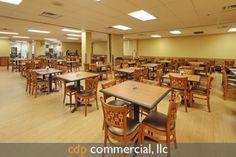 VA Hospital Cafeteria   Image by CDP Commercial, LLC    Gilbert, AZ