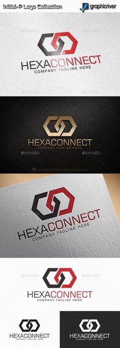 Hexa Connect - Hexagon Logo Template #design #logotype Download: http://graphicriver.net/item/hexa-connect-hexagon-logo/11775112?ref=ksioks
