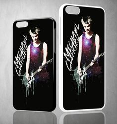 michael clifford WALLPAPER Y1435 iPhone 4S 5S 5C 6 6Plus, iPod 4 5, LG G2 G3 Nexus 4 5, Sony Z2 Case