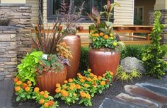 Container - plant grouping