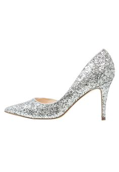 11aac531846 Escarpins argentés à paillettes Steve Madden  chaussure  argent  paillettes