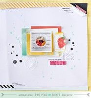 A Project by Janna_Werner from our Scrapbooking Gallery originally submitted 08/01/13 at 09:11 AM