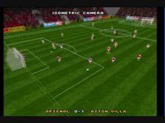 Sega Saturn A - Z - Actua Soccer Club Edition (Gameplay) Childhood Games, Sega Saturn, Gaming, Club, Videogames, Kid Games, Game