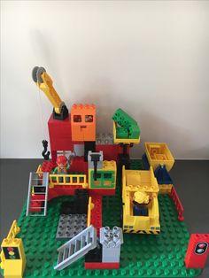 Construction site Duplo