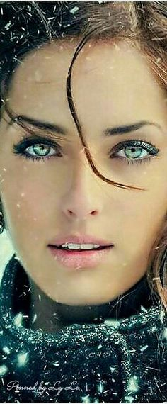 ❣️ƸӜƷ❣️❥‿✿⁀❤︎MC19♔✝♡ Most Beautiful Eyes, Stunning Eyes, Beautiful Girl Image, Gorgeous Eyes, Pretty Eyes, Cool Eyes, Gorgeous Women, Brunette Beauty, Interesting Faces
