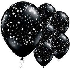 Onyx Black Stars Latex Balloons Suitable for air or helium inflation, please see our range of disposable canisters. 13th Birthday Parties, 10th Birthday, Birthday Party Themes, Birthday Ideas, Magic Birthday, Black Balloons, Latex Balloons, Diy Birthday Invitations, Alice