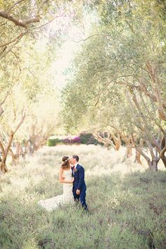 A romantic Italy inspired intimate wedding in California