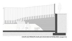 Théâtre d'eau Swimming Pool / LOG Architectes