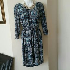 Cynthia Rowley dress Really great for winter with leggings or summer with sandals Cynthia Rowley Dresses Long Sleeve
