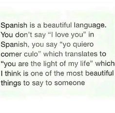 flirting quotes in spanish language spanish test