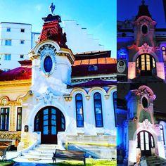 Considerat unul dintre primii zece pianiști ai lumii din toate timpurile, Dinu Lipatti a devenit, așa cum s-a întâmplat și în alte cazuri celebre, un brand cultural internațional înainte de a fi unul local. Casa Dinu Lipatti de pe bulevardul Lascar Catargiu nr.12, a fost construită în anul 1902 și înregistrată ulterior în lista monumentelor istorice din București.  Constructia se remarca printr-un stil marcat de elemente Art Nouveau, cu usoare influente baroce. Art Nouveau, Beautiful Stories, Bucharest, Mansions, House Styles, Vintage, Fancy Houses, Vintage Comics, Mansion