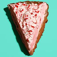 Chocolate Peppermint Pie - Rachael Ray a year of chocolate desserts. December