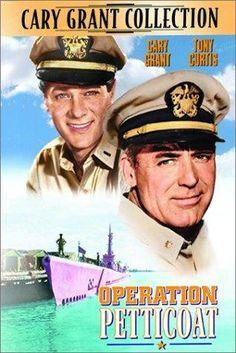 Operation Petticoat (1959)  - Lt. Cmdr. Matt T. Sherman