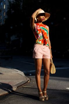 street style muse: Ni'ma Ford