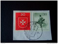 RARE 30/20 DDR MARKE DDR GERMANY RECOMMENDET PACKAGE-LETTRE STAMP ON PAPER COVER USED SEAL - [6] Democratic Republic