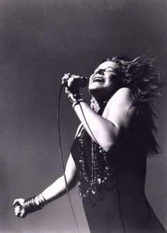janis joplin...oh the joy, the passion, the energy!