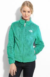 North Face fleece turquouise. I got this baby on layaway for $60! :)