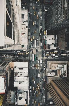 NYC Nova Iorque New York Taxis Avenues Avenidas Buildings Prédios Magic Places, Concrete Jungle, City Streets, Adventure Is Out There, City Lights, City Life, Oh The Places You'll Go, Architecture, Belle Photo