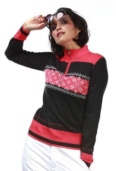 Meister Ski Sweater Women S Brietta Sweaterwinter Jackets
