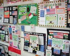 Students interview relatives about their heritage, make a family tree, and map their ancestors' migration in this lesson unit on America's cultural diversity.