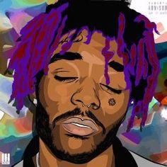 Arte Do Hip Hop, Hip Hop Art, Lil Uzi Vert Cartoon, Beat Friends, Trill Art, Rapper Art, Anime Rapper, Dope Art, African Art