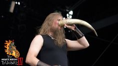 Johan Hegg is joining our charity bike ride, and so can you!