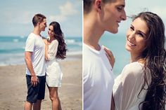 Casual pre-wedding photo inspiration   This is incredible! Unique work by  Yeanne and Team http://www.bridestory.com/yeanne-and-team/projects/andreas-noura-pre-wedding