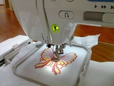 With the help of technology, you can now start & run your embroidery business from home, without having to break the bank. We show you how in this article Used Embroidery Machines, Embroidery Machine Reviews, Commercial Embroidery Machine, Sewing Machine Embroidery, Custom Embroidery, Embroidery Applique, Embroidery Digitizing, Brother Embroidery, Learn Embroidery