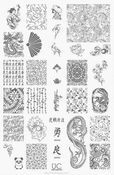 nail stamp art, stamp nail, nail art, diy, nail stamp plates, stamp plates, far east, far east nails, oriental nails, chinese nail, china, japan, japanese nails