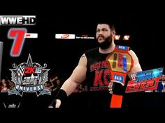 ROAD TO THE CHAMPIONSHIP BEGINS  WWE 2K16 Universe Mode  WWE Main Event ...