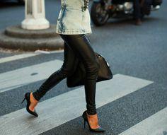3 jeitos de usar: Calça Legging - Moda it