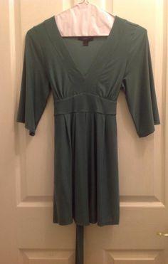 Express Dress #greendress
