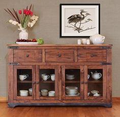 IFD866CONS Parota Buffet – R-Home Furniture