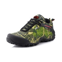 42.98$  Buy now - http://ali419.worldwells.pw/go.php?t=32760319776 - 2016 Mens Outdoor Shoes Cool Hiking Trainers Green Hunting Boot Men Big Size Autumn Trekking Sneaker Male New Trend Camping Shoe