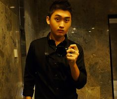 DAP in Black ^^