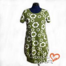 Sara trikootunika (XS-XXL) Short Sleeve Dresses, Dresses With Sleeves, High Neck Dress, Style, Products, Fashion, Turtleneck Dress, Swag, Moda