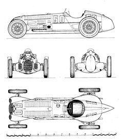 39 Old Car 3d View Ideas Car Drawings Blueprints Old Cars